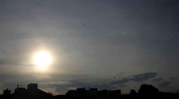 Quinta-feira de sol e altas temperaturas no MS