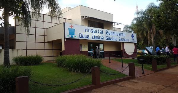 Estado vai equipar hospital de Sidrolândia