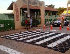 Agetrat amplia segurança no trânsito para pedestres e condutores