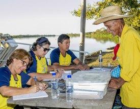5ª edição do Povo das Águas vai atender ribeirinhos do Baixo Pantanal