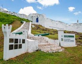 Forte de Coimbra pode ser transformado em Patrimônio Mundial pela UNESCO