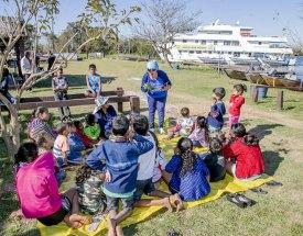 Povo das Águas atendeu mais de 210 famílias na região do Baixo Pantanal