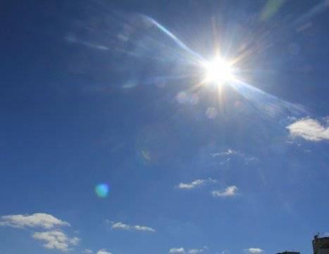 Quinta-feira com temperaturas de 39°C no MS