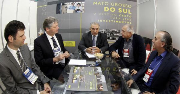 Governo de MS capta R$ 600 milhões em investimentos e foca em mercado asiático