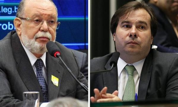 Maia apresentou emenda redigida pela OAS, diz Léo Pinheiro