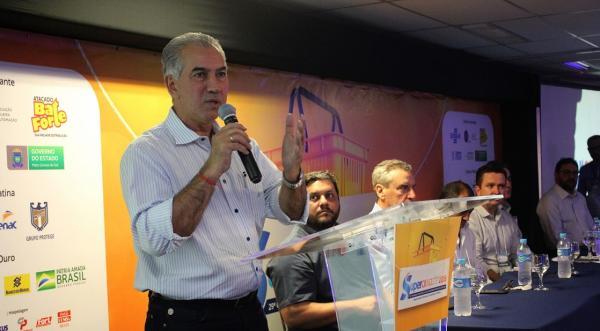 """Em evento varejista, governador defende """"reformas estruturantes"""" para crescimento da economia"""