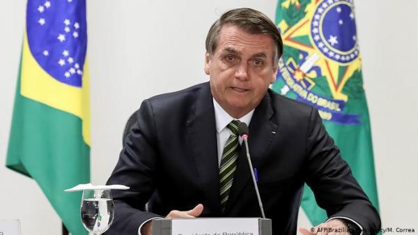 Em discurso na ONU Bolsonaro defendeu a soberania da Amazônia