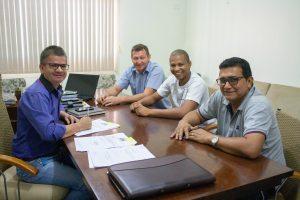Prefeitura de Sonora autoriza construção de dois Campos Society