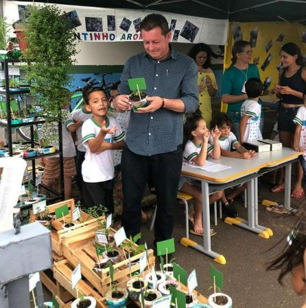 Empreendedorismo na escola: alunos realizam feira JEPP em Alcinópolis
