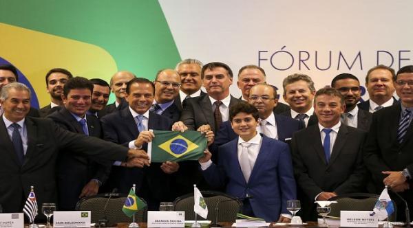 Reinaldo Azambuja participa do VII Fórum de Governadores