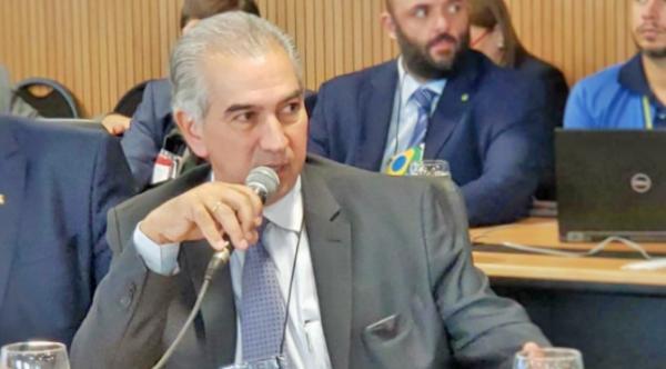 Reinaldo defende criação de Força Tarefa para combater o crime organizado