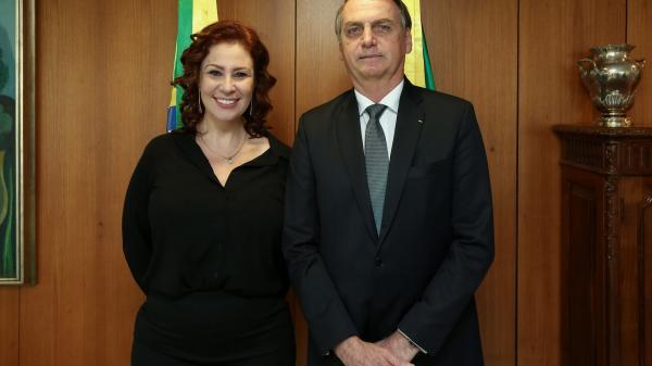 Zambelli diz que só fica no PSL com Bolsonaro no comando