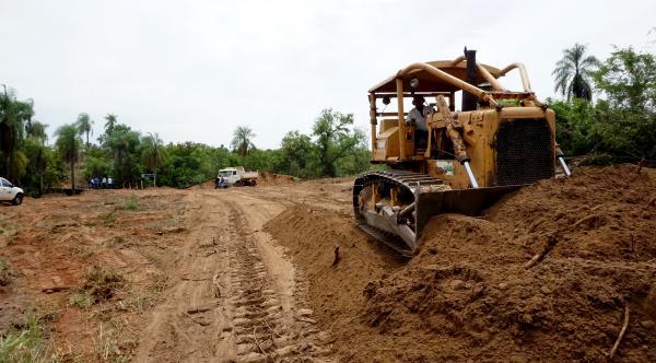 Investimentos do Estado mantém estradas conservadas em municípios fronteiriços