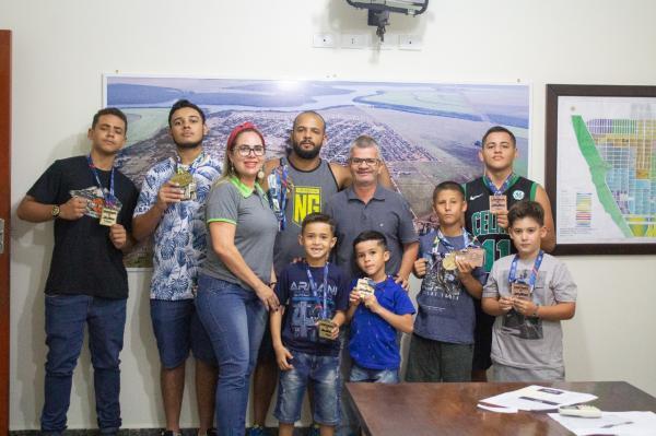 Atletas de Sonora conquistam o 3º lugar no Troféu Brasil na capital