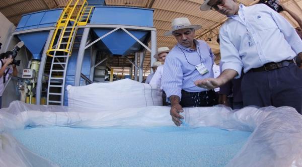 Rio Brilhante recebe fábrica de fertilizantes de R$ 25 milhões