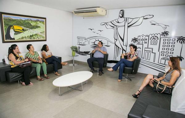 Consultora da Unesco visita Corumbá