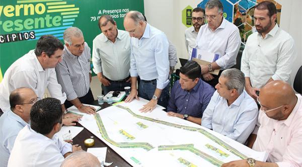 Governo Presente mapeia mais de mil demandas em municípios de MS