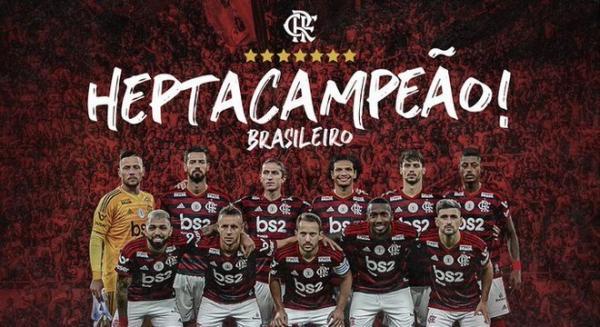 Flamengo é campeão brasileiro de 2019 um dia após conquistar a América