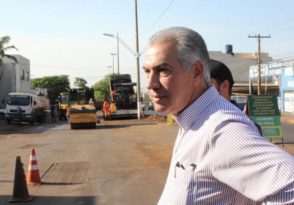 Obras avançam e revitalização da Hayel Bon Faker está 40% concluída