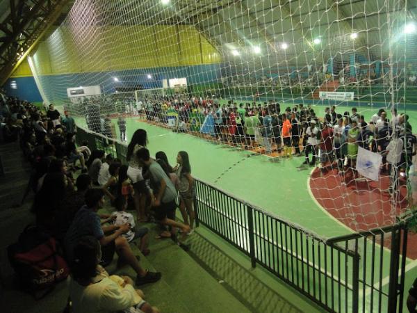 1ª Copa Sonora de futsal acontece final de semana