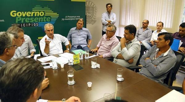 Miranda pede reforma de hospital na última audiência do Governo Presente