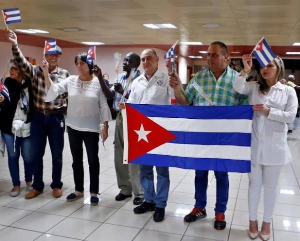 Apenas 205 de 702 agentes cubanos na Bolívia eram médicos