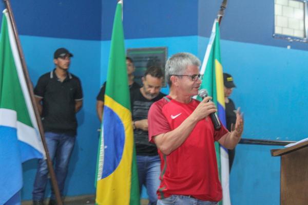 Prefeito Enelto lançou pacotão de obras na infraestrutura da cidade que ultrapassam um milhão de reais