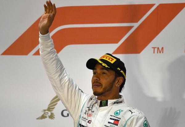 Hamilton fecha ano do hexa com vitória no GP de Abu Dhabi