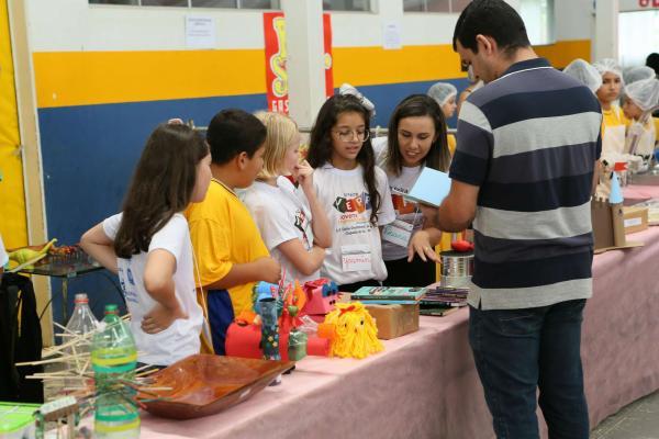 Alunos da rede pública de Figueirão comercializarão produtos em feira