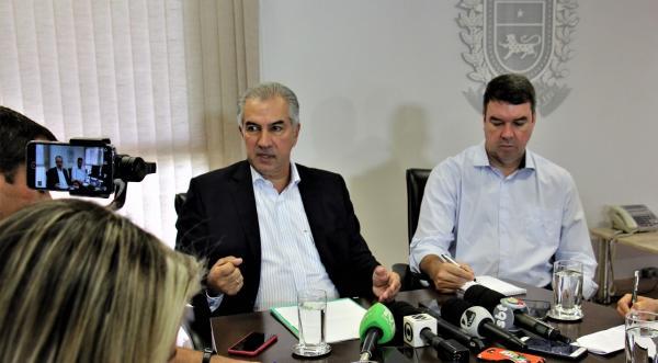 Governo paga três folhas em 30 dias e injeta R$ 1,4 bilhão na economia de MS