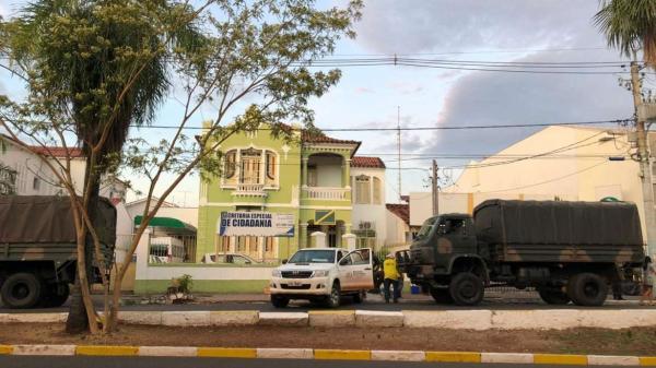 Povo das Águas está atendendo famílias no Taquari