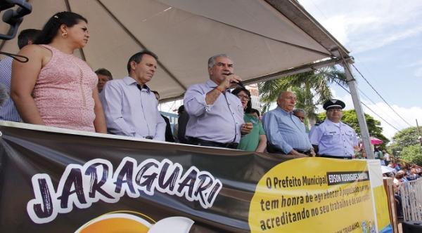 Governo vai instalar núcleo industrial em Jaraguari