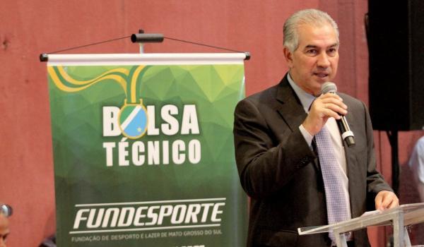 Governo do Estado dobrará investimento no Bolsa-Atleta e Bolsa-Técnico em 2020