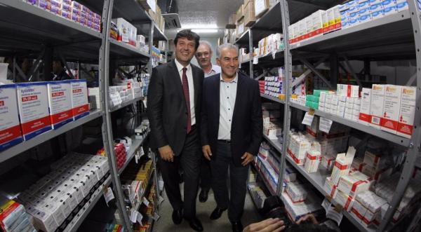 MS tem incremento de R$ 24 milhões  para a saúde nos municípios em 2020