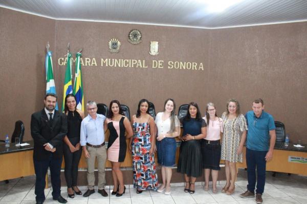 CMDCA deu posse às novas Conselheiras Tutelares de Sonora