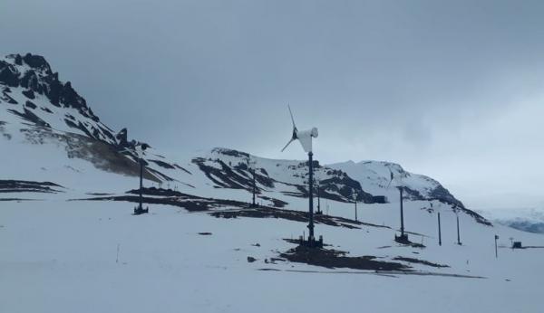 Mourão reinaugura na terça-feira base brasileira na Antártica