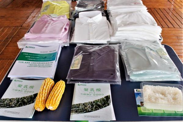 Indústria chinesa tem meta de produzir plástico e camiseta de milho em MS