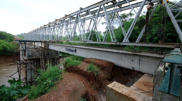 Ponte do Córrego Vacadiga torna MS-472 uma opção da Rota Bioceânica