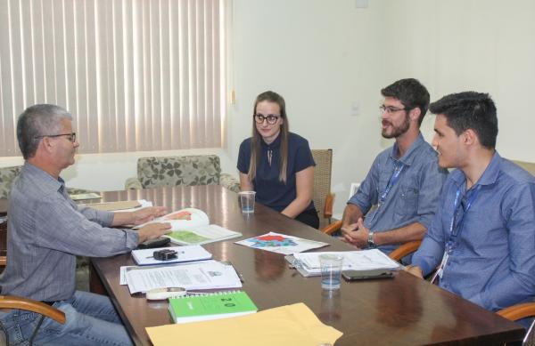 Técnicos Ambientais do TCE visitaram o município de Sonora