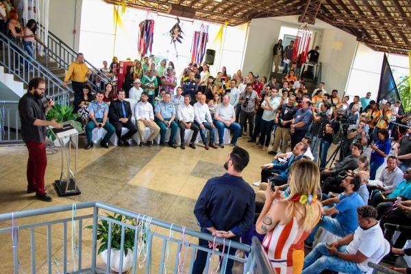 Carnaval da Capital conta com apoio do Governo do Estado