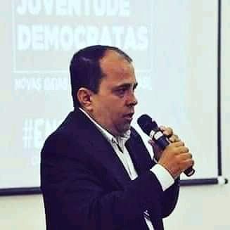 Robinho é pré-candidato à Câmara Municipal de Rio Verde