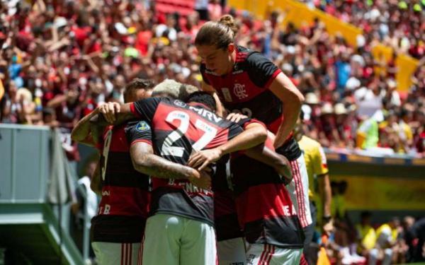 Flamengo conquista a Supercopa