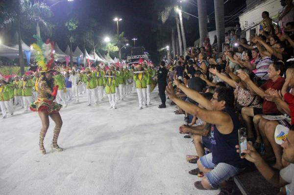 Força integrada garante total segurança no carnaval de Corumbá