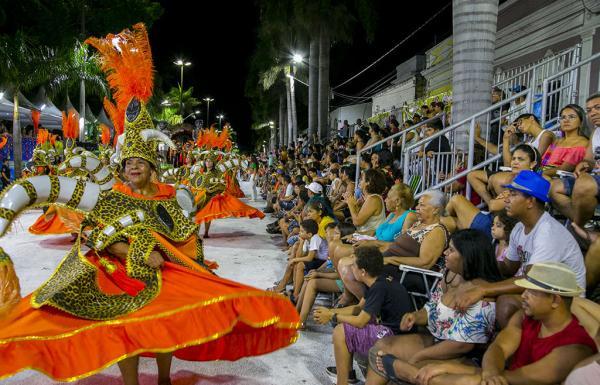 35 mil pessoas participaram da 2ª de Carnaval em Corumbá