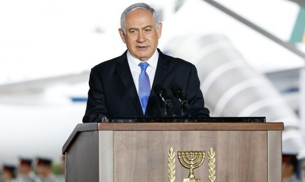 Netanyahu anuncia
