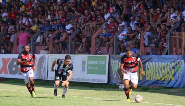 Aquidauanense aplica maior goleada da competição e Pontaporanense é o segundo clube a cair