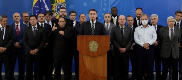 Bolsonaro: Moro tem compromisso com seu ego e não com o Brasil