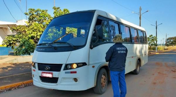 Empresas devem seguir recomendações sanitárias para operar com segurança no transporte intermunicipal