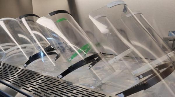 Semagro viabiliza a produção de EPIs para profissionais que combatem o coronavírus