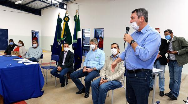 Governo viabiliza Polo Industrial e atrai 33 empreendimentos para o município